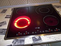Image: Electric Cooktop.